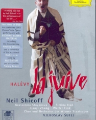 Jacques Fromental Halévy: La Juive (A zsidónő) - 2 DVD