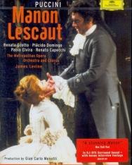 Giacomo Puccini: Manon Lescaut DVD