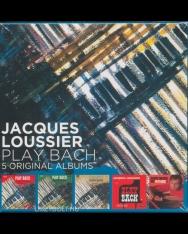 Jacques Loussier: Bach - 5 CD