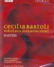 Cecilia Bartoli/Nikolaus Harnoncourt - Haydn DVD