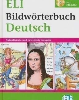 ELI Bildwörterbuch Deutsch mit CD-ROM