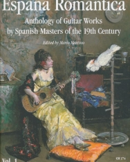 Espana Romantica - Anthology of Guitar Works by Spanish Masters of the 19th Century