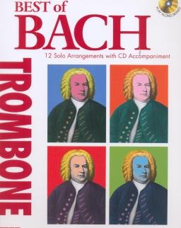 Johann Sebastian Bach: Best of - harsonára, CD melléklettel