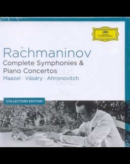 Sergei Rachmaninov: Complete Symphonies and Piano Concertos - 5 CD