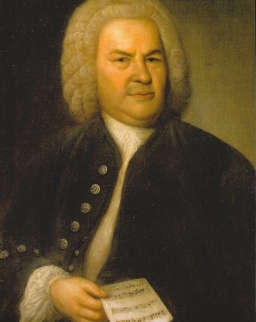 Képeslap Bach