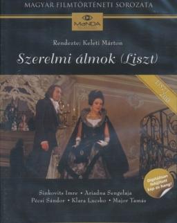 Szerelmi álmok (Liszt) DVD
