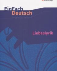 EinFach Deutsch Unterrichtsmodelle: Liebeslyrik