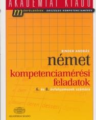 Német kompetenciamérési feladatok 6. és 8. évfolyamosok számára