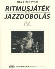 Nesztor Iván: Ritmusjáték és jazzdobolás 4.