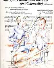 Duók klarinétra és fagottra