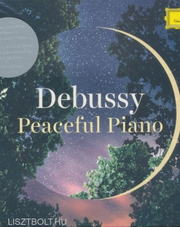 Claude Debussy: Peaceful Piano - 2 CD