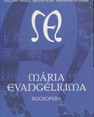 Tolcsvay László - Müller Péter - Müller Péter Sziámi: Mária evangéliuma rockopera DVD