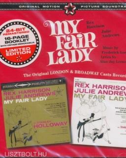 My Fair Lady - Original London & Broadway casts recordings - 2 CD
