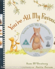 You're All My Favourites (Book & DVD)