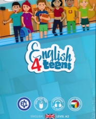 English 4 Teens Level A2 - Audio Materials MP3 Download