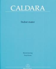 Antonio Caldara: Stabat mater - zongorakivonat