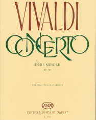 Antonio Vivaldi: Concerto for Bassoon (d-moll)