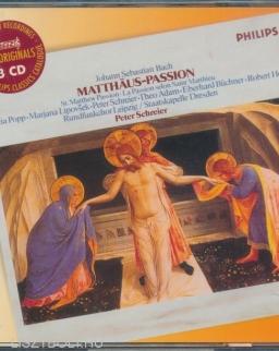 Johann Sebastian Bach: Matthäus-Passion - 3 CD