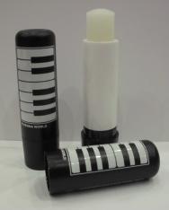 Ajakír - fekete, klaviatúrás