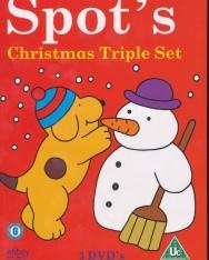 Spot's Christmas Triple Set DVDs (3)