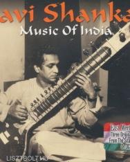 Ravi Shankar: Music of India - 3 CD