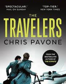 Chris Pavone: The Travelers