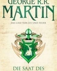 George R. R. Martin. Das Lied von Eis und Feuer 04: Die Saat des goldenen Löwen