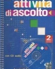 Attivitá di Ascolto 2 + Audio CD - Fotocopiabili