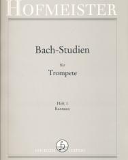 Bach - Studien für Trompete
