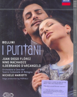 Vincenzo Bellini: I Puritani - 2 DVD
