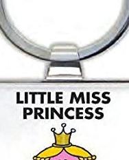Little Miss Princess Keyring