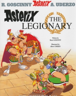 Asterix and the Legionary (képregény)