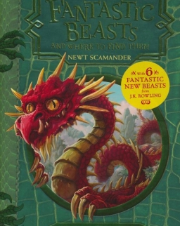 J.K. Rowling: Fantastic Beasts and Where to Find Them: Hogwarts Library Book