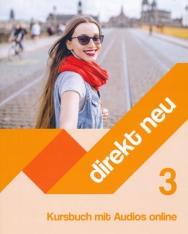 Direkt neu 3 Kursbuch mit Audios online