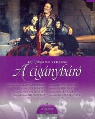 Híres Operettek 3. - Strauss: A cigánybáró (Könyv, CD-melléklettel)