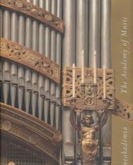 Zeneakadémia/Academy of Music - angol-magyar nyelvű képes album