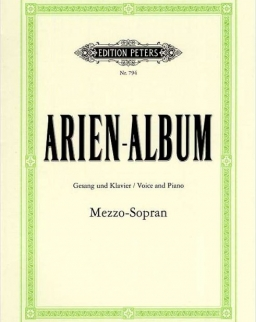 Arien - Album Mezzo-sopran