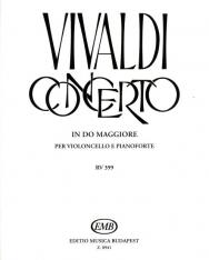 Antonio Vivaldi: Concerto for Cello (C-dúr)