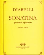 Diabelli: Szonatina trombitára