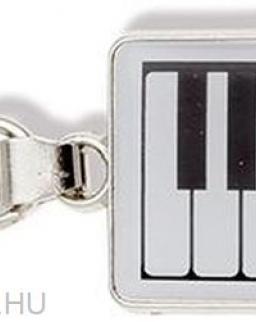 Kulcstartó - klaviatúrás