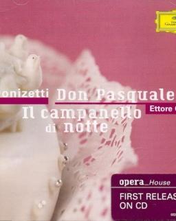 Gaetano Donizetti: Don Pasquale, Il campanello di notte - 2 CD