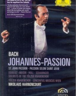 Johann Sebastian Bach: Johannes-Passion DVD