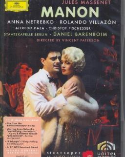 Jules Massenet: Manon - 2 DVD