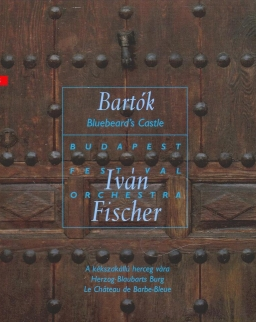 Bartók Béla: Kékszakállú herceg vára - SACD