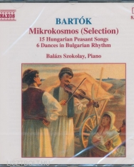 Bartók Béla: Works for Piano
