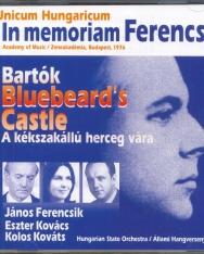 Bartók Béla: Kékszakállú herceg vára (élő felvétel, Zeneakadémia, 1976)