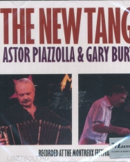 Astor Piazzolla & Gary Burton: The New Tango - recorded at the Montreux Festival