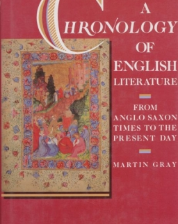 A Chronology of English Literature
