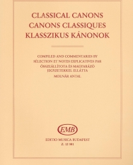 Molnár Antal: Klasszikus kánonok/Canons Classiques