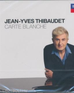 Jean-Yves Thibaudet: Carte Blanche